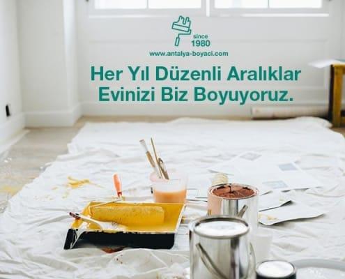 Antalya Boyacı