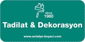 Antalya Tadilat ve Dekorasyon